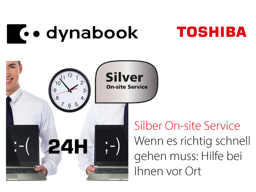 SILVER On-site Service