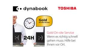GOLD On-site Service