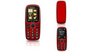 Beafon SL360i 3G RED